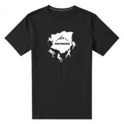 Чоловіча стрейчева футболка Mountaineering