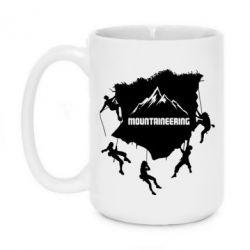 Кружка 420ml Mountaineering