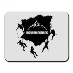 Килимок для миші Mountaineering