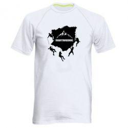Чоловіча спортивна футболка Mountaineering