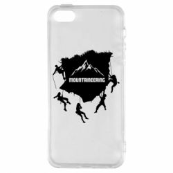 Чохол для iphone 5/5S/SE Mountaineering