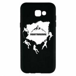 Чохол для Samsung A7 2017 Mountaineering