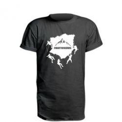 Подовжена футболка Mountaineering