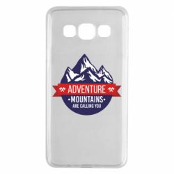 Чохол для Samsung A3 2015 Mountains are calling you