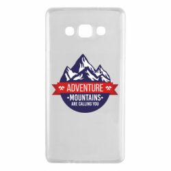 Чохол для Samsung A7 2015 Mountains are calling you