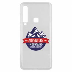 Чохол для Samsung A9 2018 Mountains are calling you