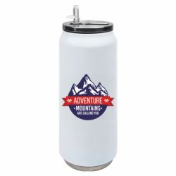 Термобанка 500ml Mountains are calling you