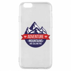 Чохол для iPhone 6/6S Mountains are calling you