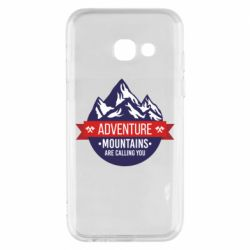 Чохол для Samsung A3 2017 Mountains are calling you