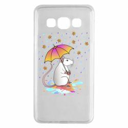 Чохол для Samsung A3 2015 Mouse and rain