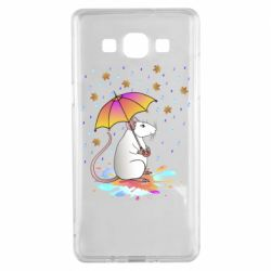 Чохол для Samsung A5 2015 Mouse and rain