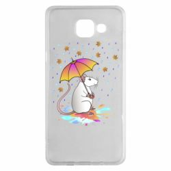 Чохол для Samsung A5 2016 Mouse and rain