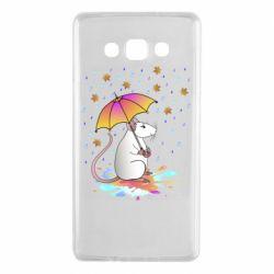 Чохол для Samsung A7 2015 Mouse and rain