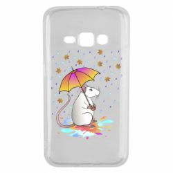 Чохол для Samsung J1 2016 Mouse and rain