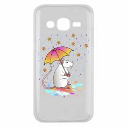 Чохол для Samsung J2 2015 Mouse and rain