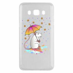 Чохол для Samsung J5 2016 Mouse and rain
