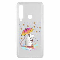 Чохол для Samsung A9 2018 Mouse and rain