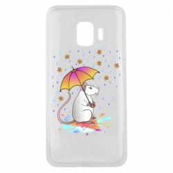 Чохол для Samsung J2 Core Mouse and rain
