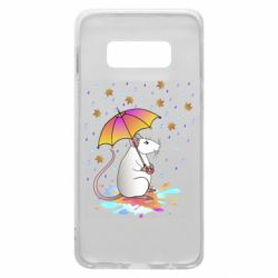 Чохол для Samsung S10e Mouse and rain
