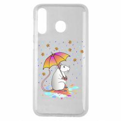 Чохол для Samsung M30 Mouse and rain