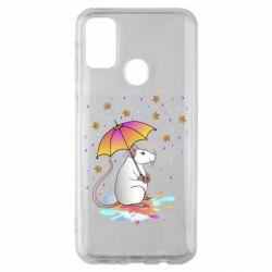 Чохол для Samsung M30s Mouse and rain