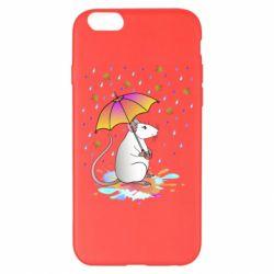 Чохол для iPhone 6 Plus/6S Plus Mouse and rain