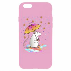 Чохол для iPhone 6 Mouse and rain