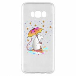 Чохол для Samsung S8 Mouse and rain