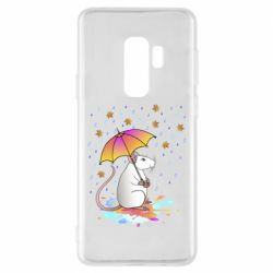 Чохол для Samsung S9+ Mouse and rain
