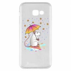 Чохол для Samsung A5 2017 Mouse and rain