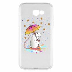 Чохол для Samsung A7 2017 Mouse and rain