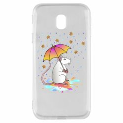 Чохол для Samsung J3 2017 Mouse and rain