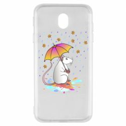 Чохол для Samsung J7 2017 Mouse and rain