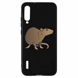 Чохол для Xiaomi Mi A3 Mouse vector art