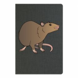 Блокнот А5 Mouse vector art