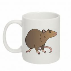 Кружка 320ml Mouse vector art
