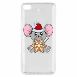 Чехол для Xiaomi Mi 5s Mouse with cookies