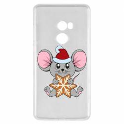 Чехол для Xiaomi Mi Mix 2 Mouse with cookies