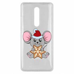 Чехол для Xiaomi Mi9T Mouse with cookies