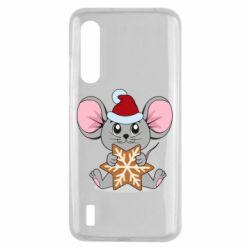 Чехол для Xiaomi Mi9 Lite Mouse with cookies