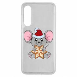 Чехол для Xiaomi Mi9 SE Mouse with cookies