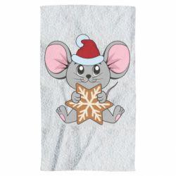Полотенце Mouse with cookies