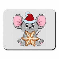 Коврик для мыши Mouse with cookies