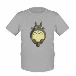 Детская футболка Мой сосед Тоторо - FatLine
