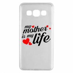 Чохол для Samsung A3 2015 Моя мати -  моє життя