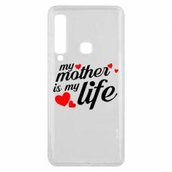 Чохол для Samsung A9 2018 Моя мати -  моє життя