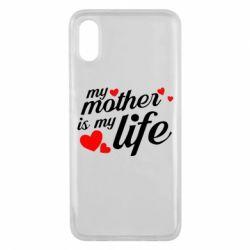 Чохол для Xiaomi Mi8 Pro Моя мати -  моє життя