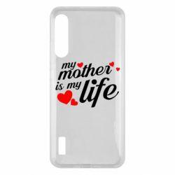 Чохол для Xiaomi Mi A3 Моя мати -  моє життя