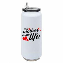 Термобанка 500ml Моя мати -  моє життя
