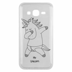 Чехол для Samsung J5 2015 Mr Unicorn
